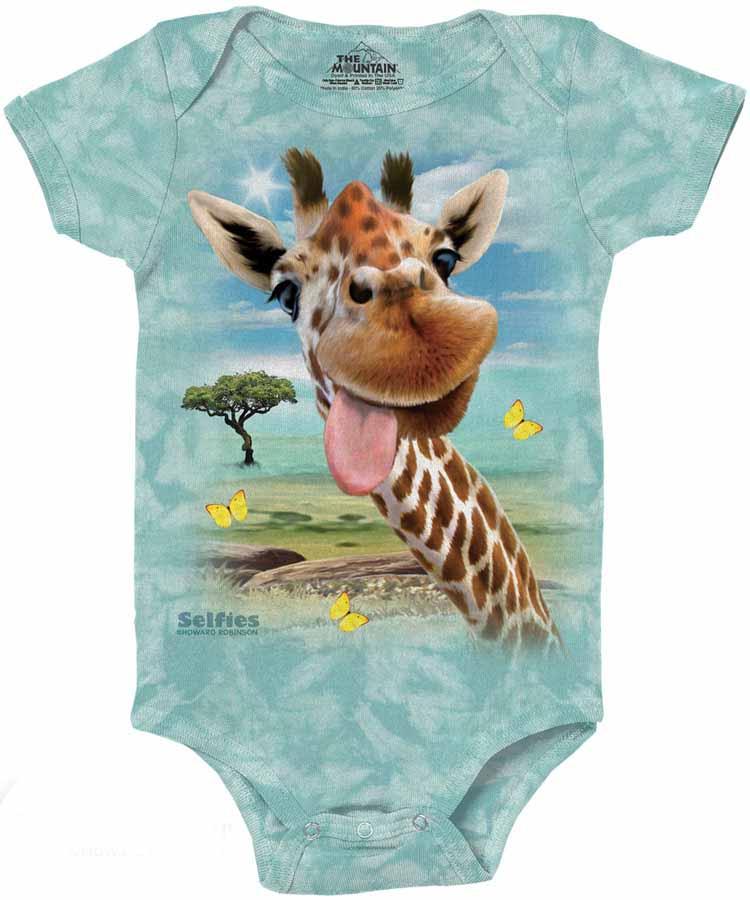 088e07b05046 Animal Print Onesies For Babies