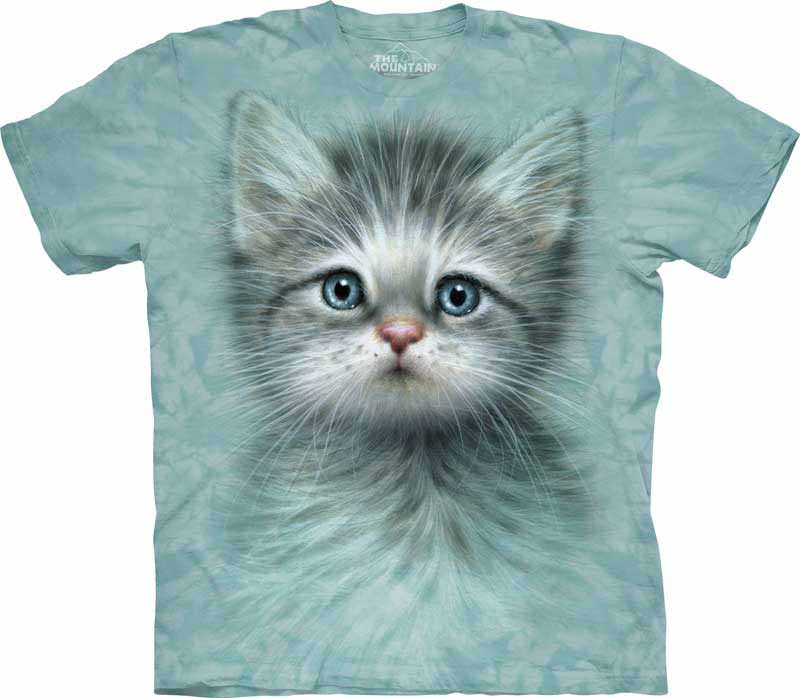Big Face Cheshire Cat T-Shirt by The Mountain Pets Sizes S-5XL NEW