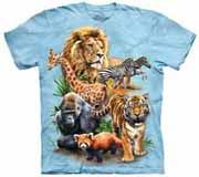 The Mountain Animal T-Shirts